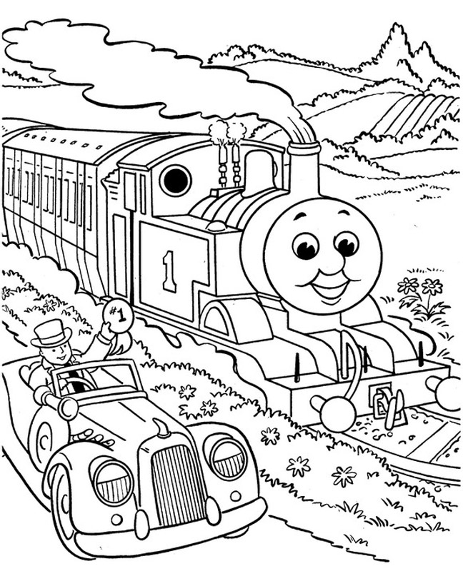colouring pages thomas the tank engine thomas the tank engine coloring pages 10 coloring kids engine pages colouring tank the thomas
