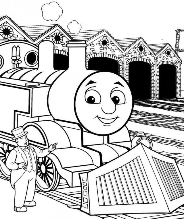 colouring pages thomas the tank engine thomas the tank engine coloring pages 12 coloring kids engine colouring pages tank thomas the