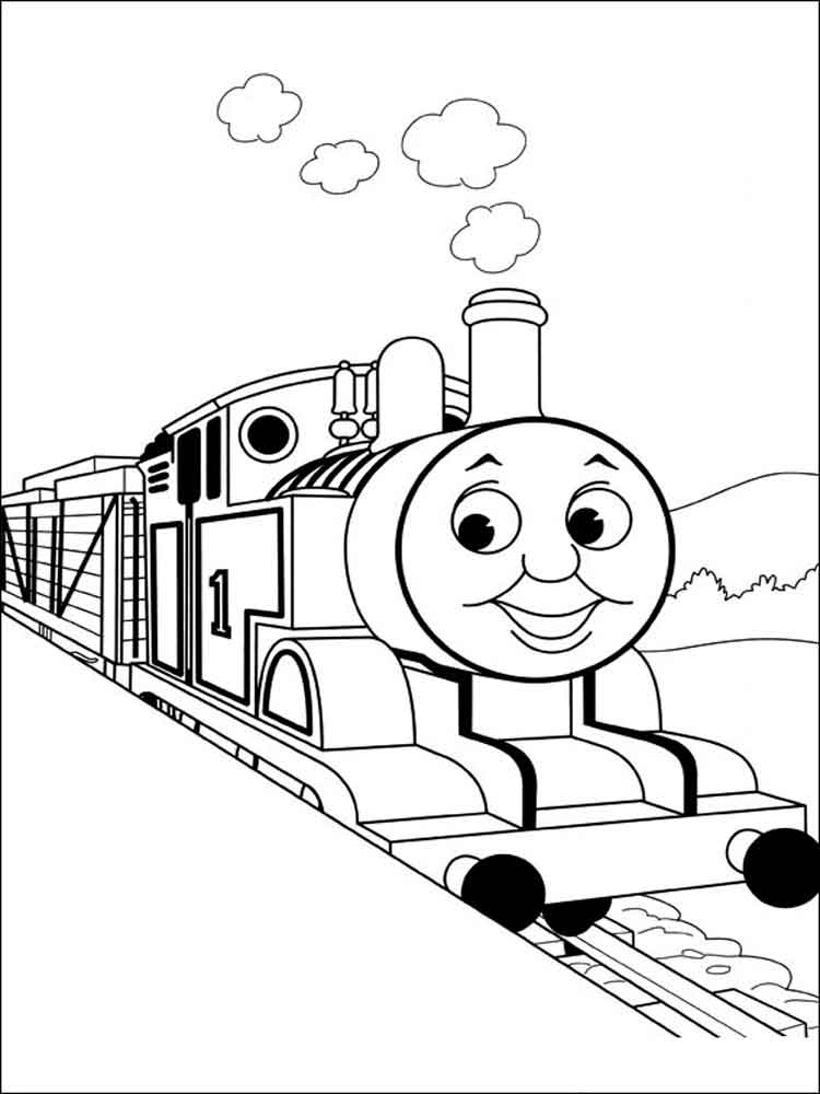 colouring pages thomas the tank engine thomas the tank engine coloring pages to download and tank thomas colouring engine the pages