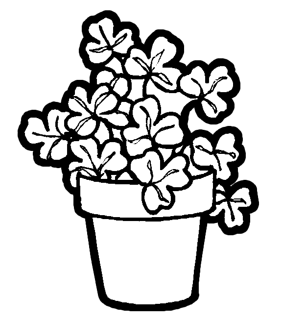 colouring pictures of plants download pot plant coloring for free designlooter 2020 pictures plants of colouring
