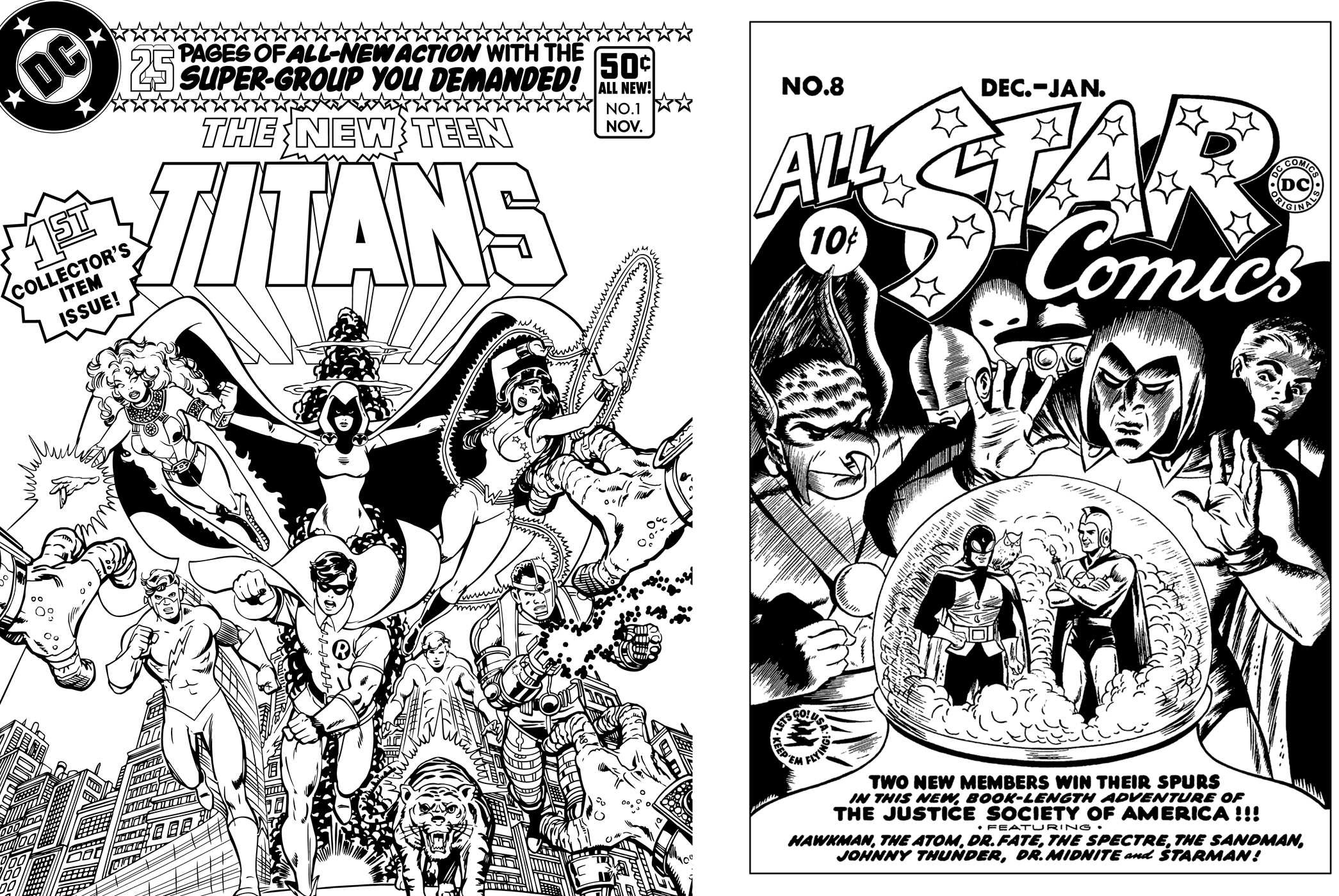 comic coloring dc comics coloring book book by insight editions comic coloring