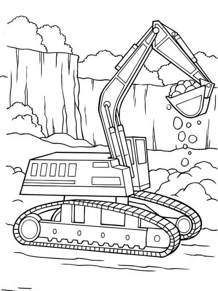 construction coloring page construction vehicles coloring pages download and print page construction coloring