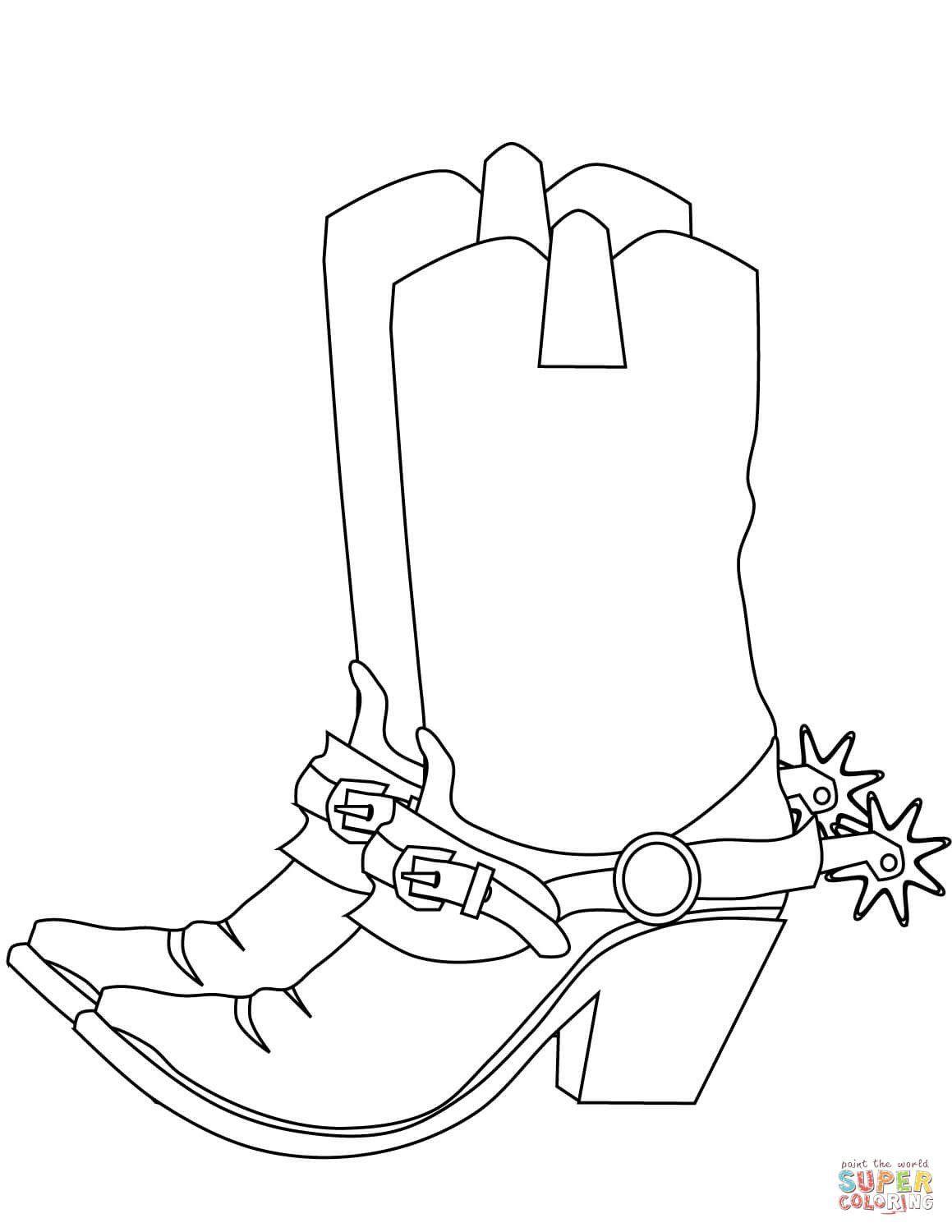 cowboy boots coloring pages 35 best cricut western images on pinterest pyrography coloring cowboy boots pages