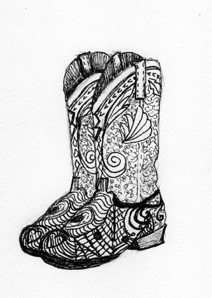 cowboy boots coloring pages cowboy boot coloring sheet coloringmecom boots pages cowboy coloring