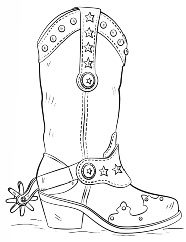 cowboy boots coloring pages cowboy boots coloring pages coloring pages to download cowboy pages coloring boots