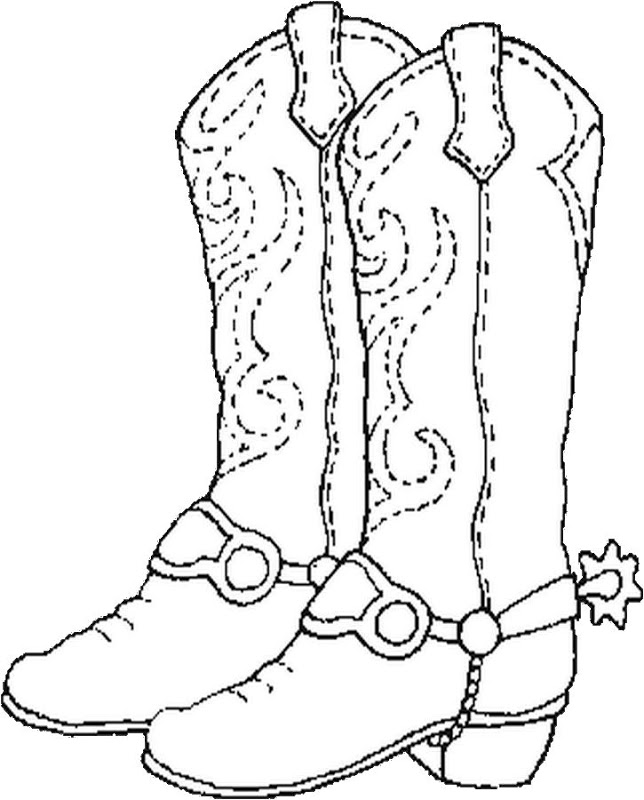 cowboy boots coloring pages cowboy boots coloring pages coloring pages to download pages cowboy coloring boots