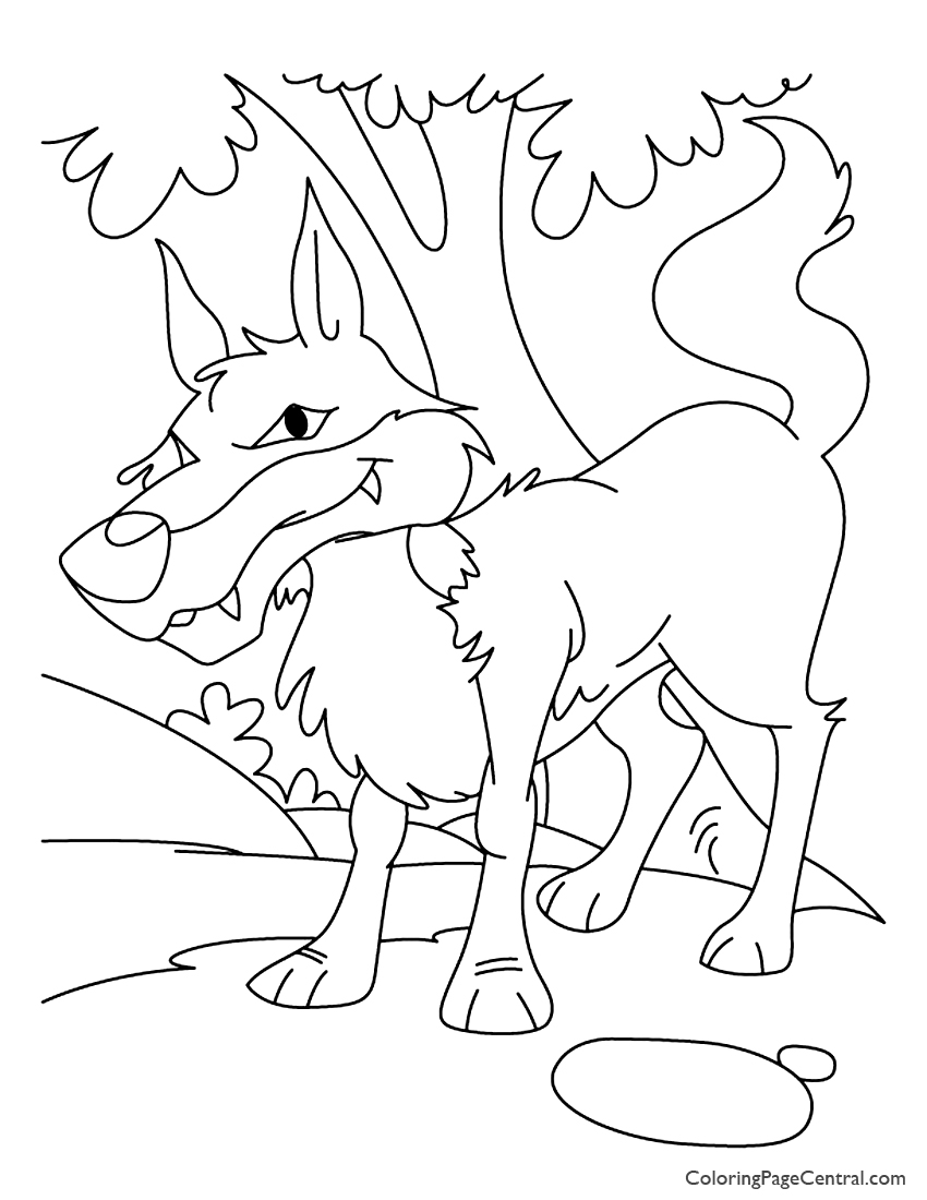 coyote coloring page baby coyote coloring page free coyote coloring pages page coloring coyote