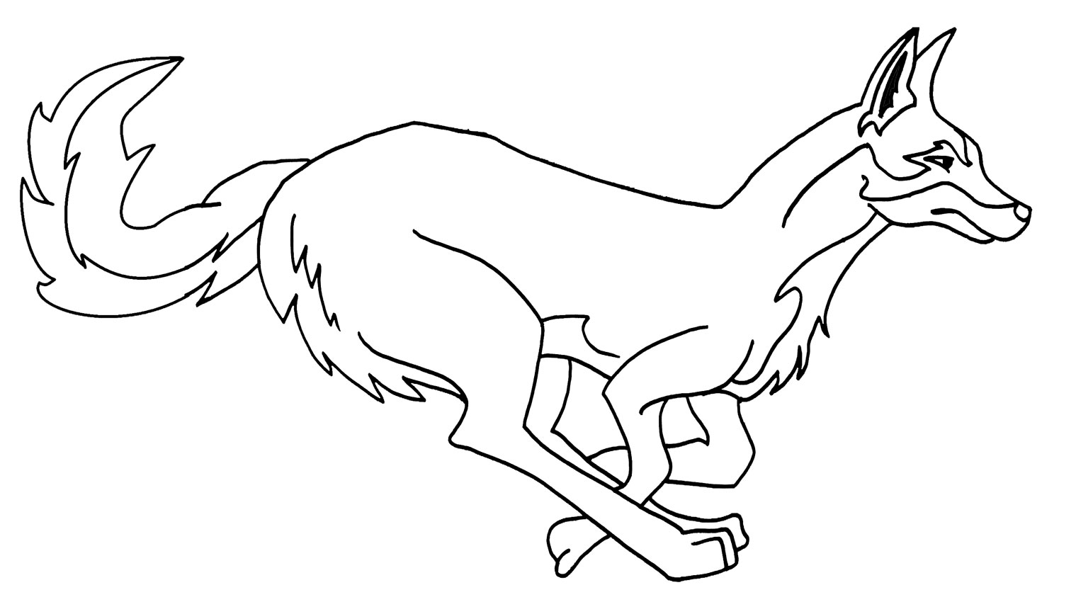 coyote coloring page free printable coyote coloring pages for kids coloring page coyote