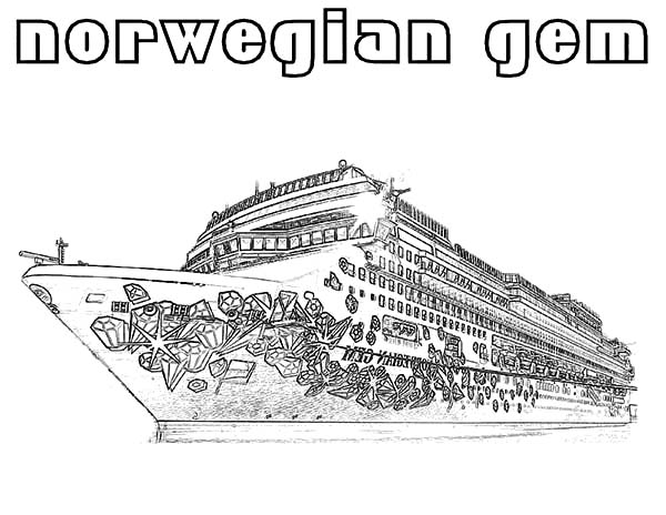 cruise coloring pages printable boat coloring pages cruise coloring pages