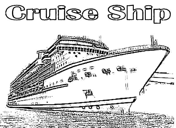 cruise coloring pages stupendous cruise ship coloring pages free ships cruises pages coloring cruise
