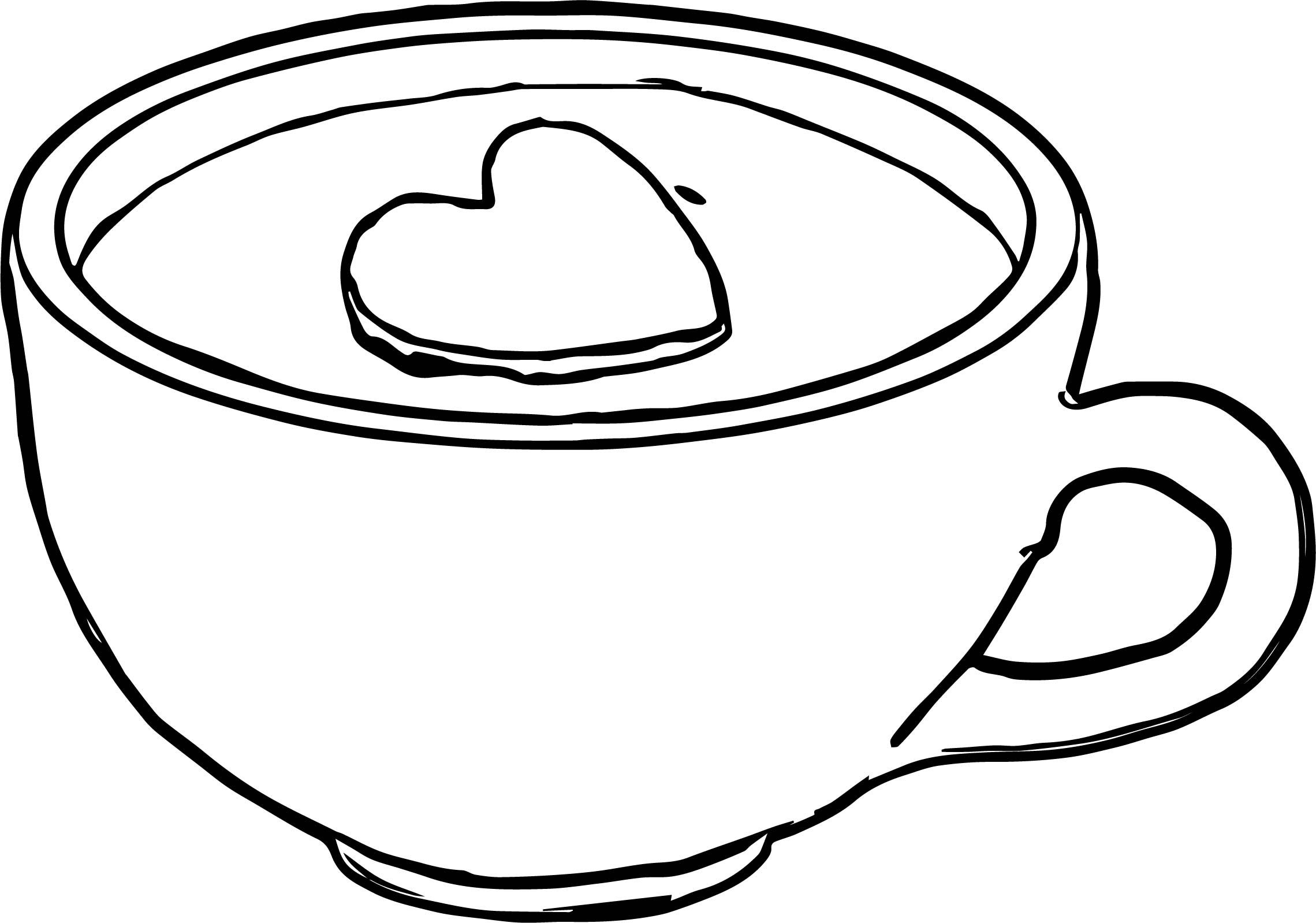 cup colouring pages clipart info printable tea cup coloring page pages cup colouring