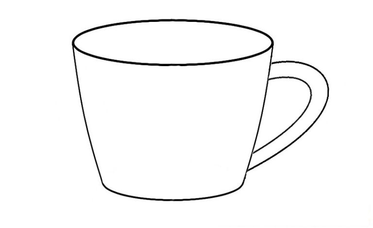 cup colouring pages drinks coloring pages crafts and worksheets for colouring cup pages