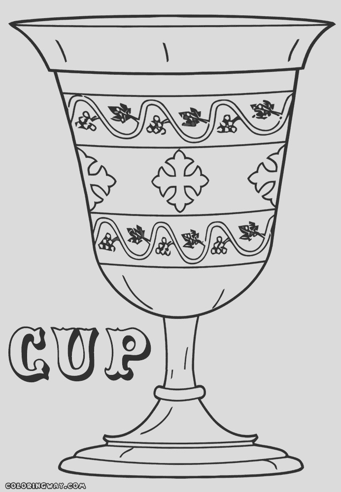 cup colouring pages winner cup coloring pages coloring pages to download and pages cup colouring