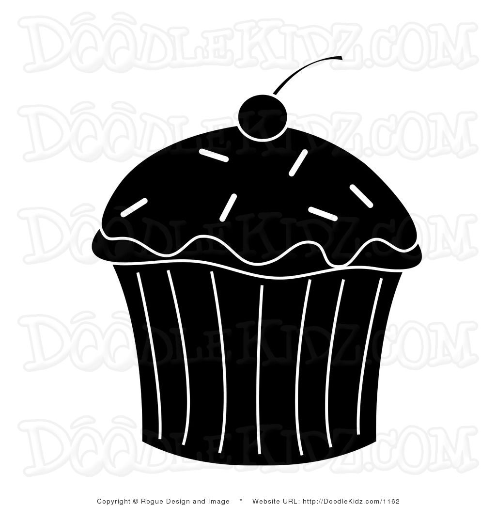 cupcake silhouette clip art illustration of a cupcake silhouette printables cupcake silhouette