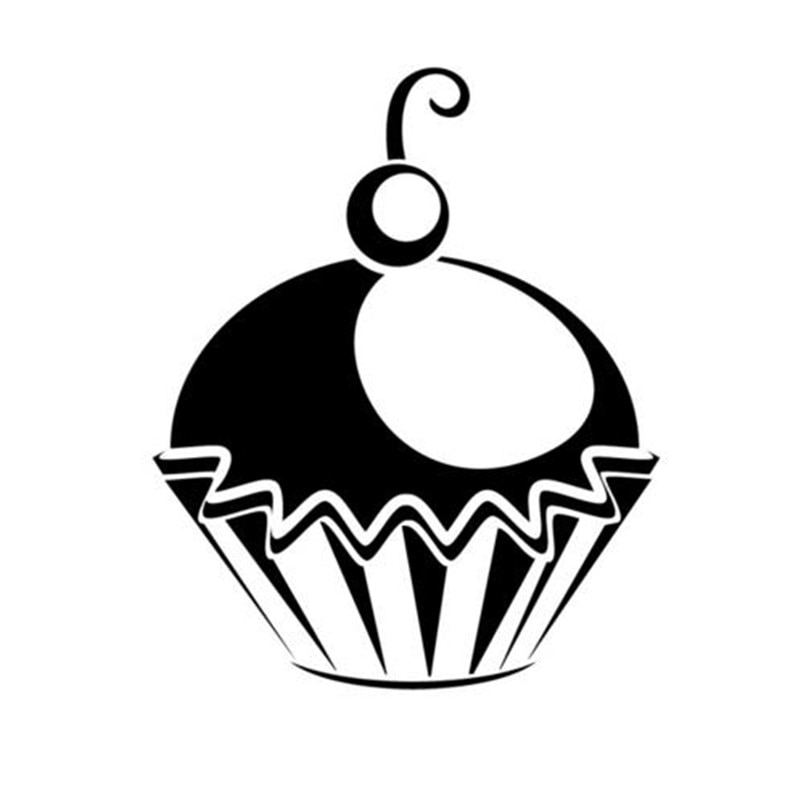cupcake silhouette cupcake silhouette clipart clipart suggest cupcake silhouette