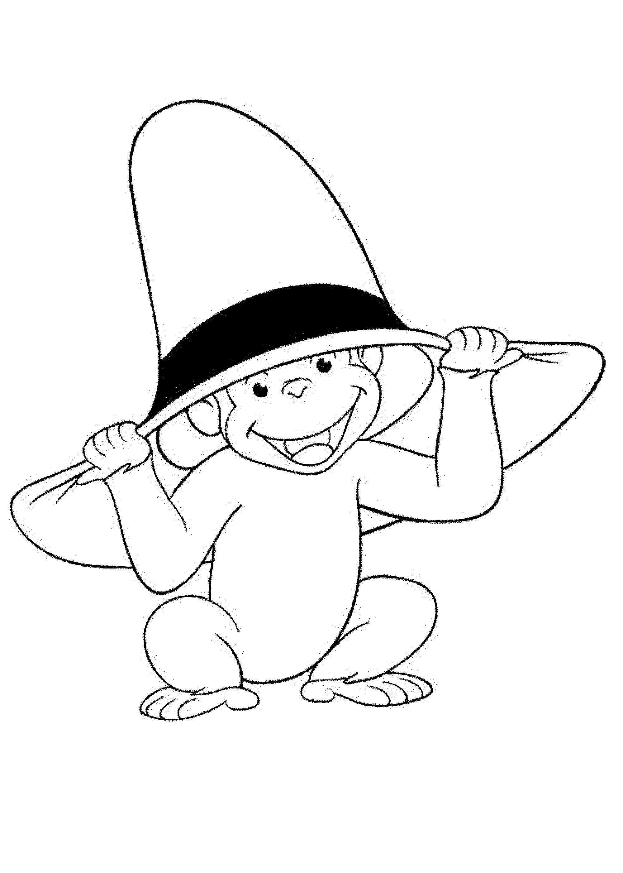 curious george coloring pages print download curious george coloring pages to george curious pages coloring