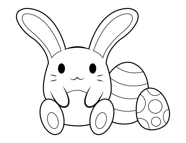 cute bunny coloring pages baby rabbit cute easter egg coloring page bunny cute coloring pages