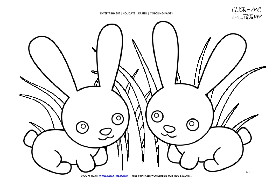 cute bunny coloring pages cute bunny coloring pages to print at getcoloringscom cute coloring bunny pages