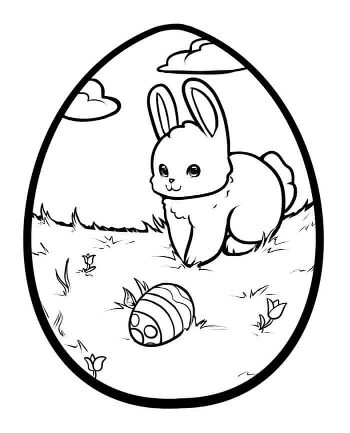 cute bunny coloring pages cute easter bunny coloring pages getcoloringpagescom coloring cute pages bunny