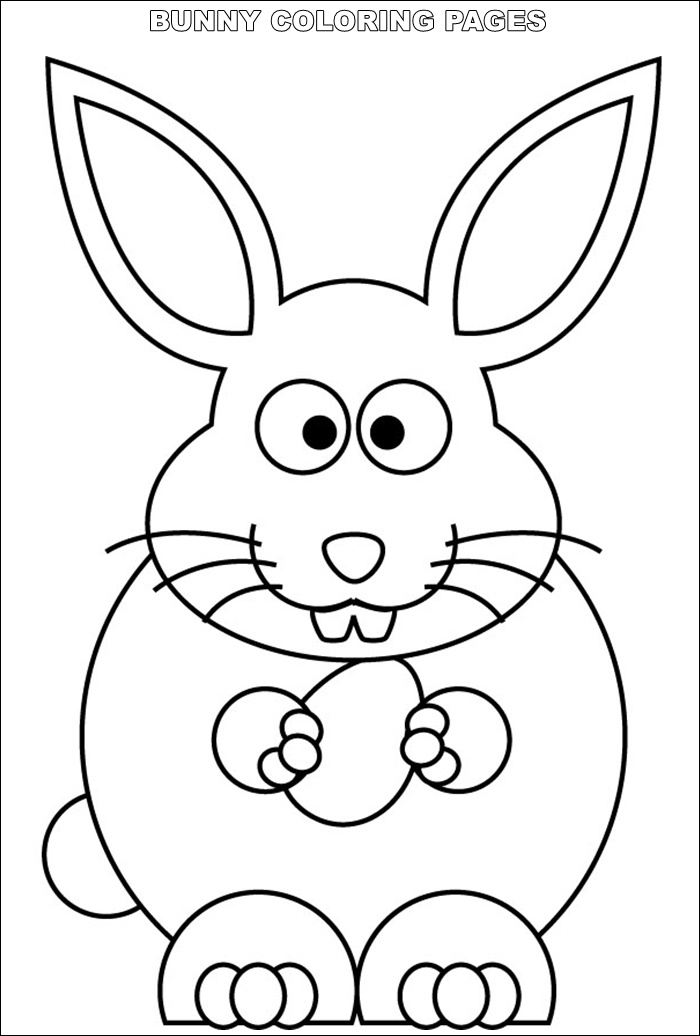 cute bunny coloring pages printable bunny coloring pages stpetefestorg cute coloring pages bunny