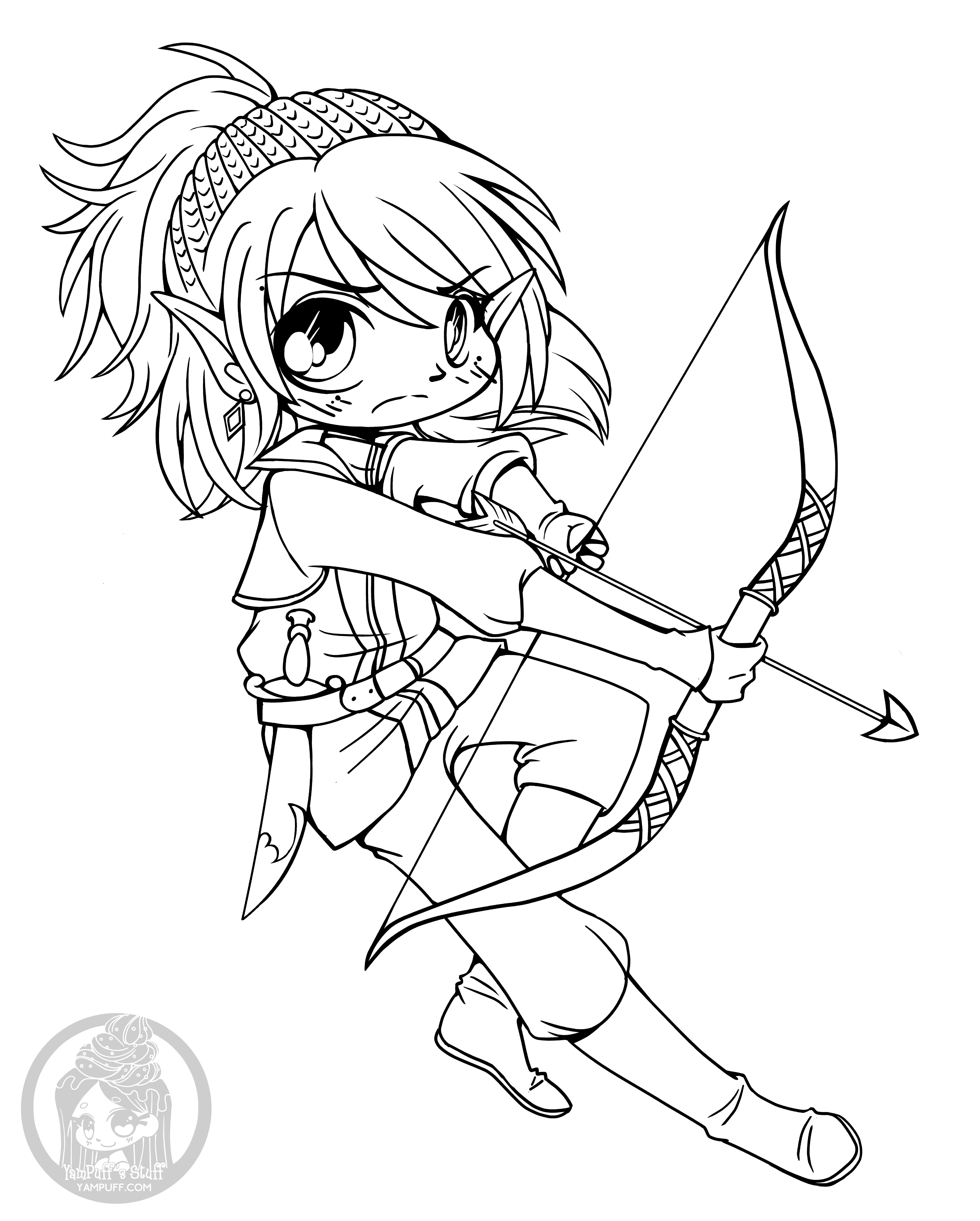 cute chibi girl coloring pages anime girl coloring pages coloringbay cute coloring pages girl chibi
