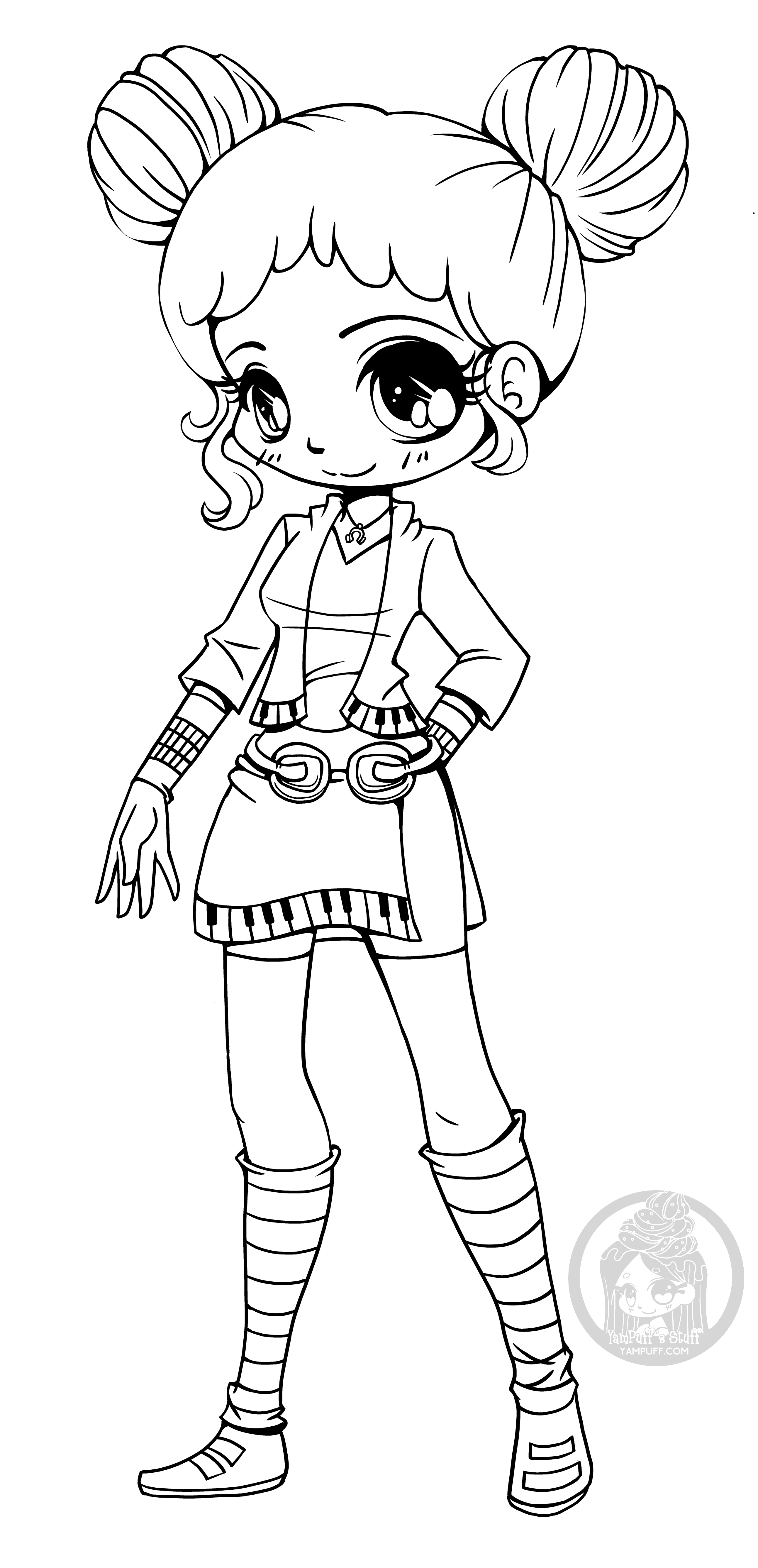 cute chibi girl coloring pages chibi coloring pages to download and print for free girl chibi pages cute coloring