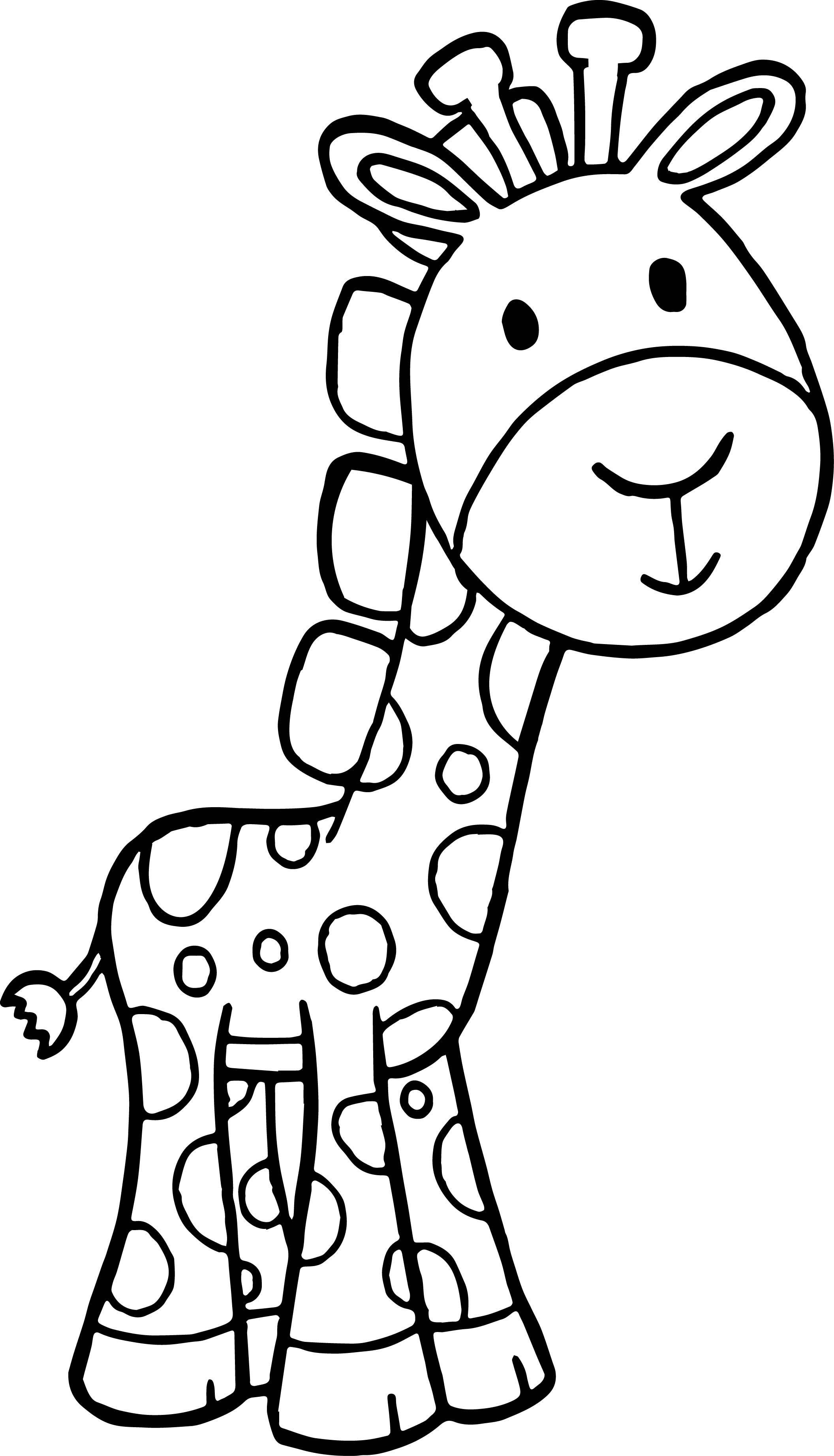 cute giraffe coloring pages free printable giraffe coloring pages for adults giraffe giraffe coloring pages cute