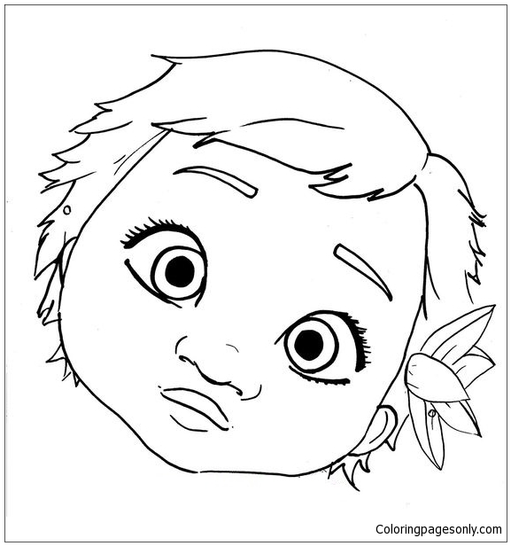cute moana coloring pages free disney moana coloring pages activity sheets a few cute moana pages coloring