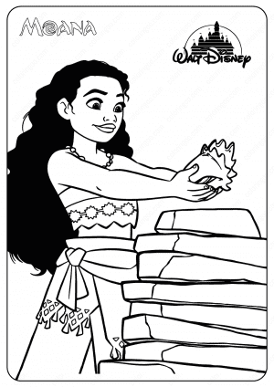 cute moana coloring pages moana coloring pages to download and print for free moana pages coloring cute