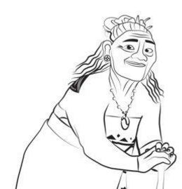 cute moana coloring pages moana coloring pages to print at getdrawings free download moana cute pages coloring