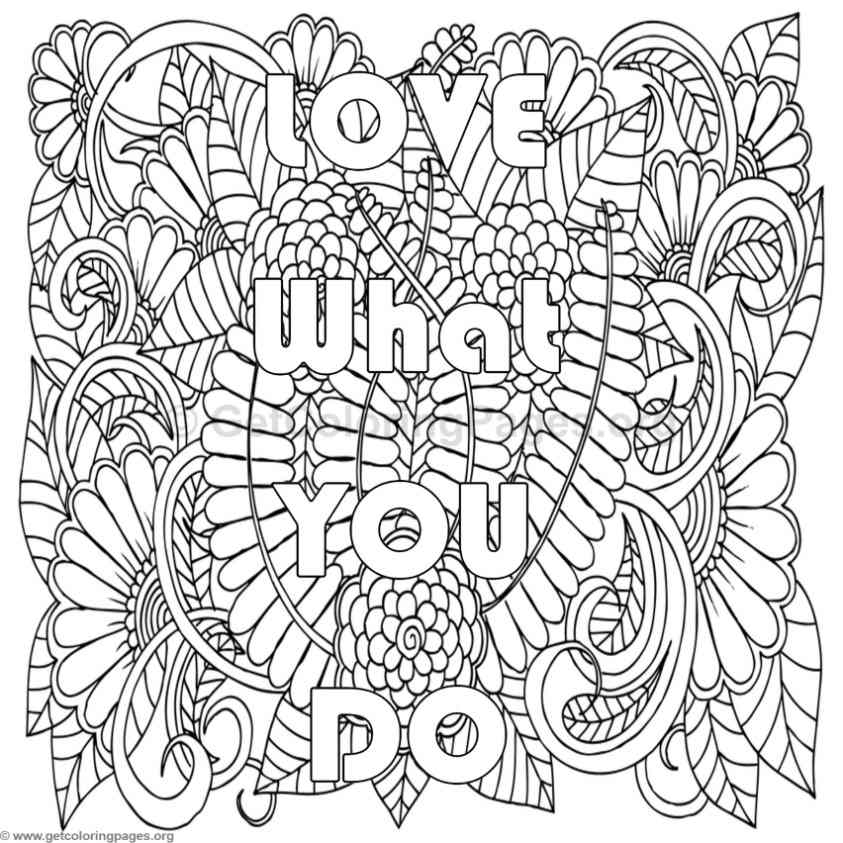 cute word coloring pages 4 cute printable inspirational quotes coloring pages for coloring cute word pages