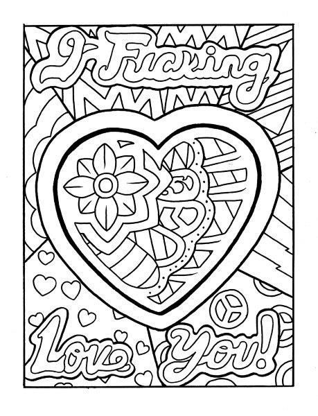cute word coloring pages joy word art line art coloring or craft template with cute word coloring pages