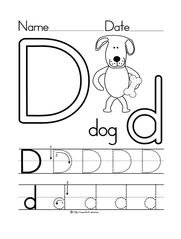 d for dog coloring page d is for dog colouring page d coloring for page dog