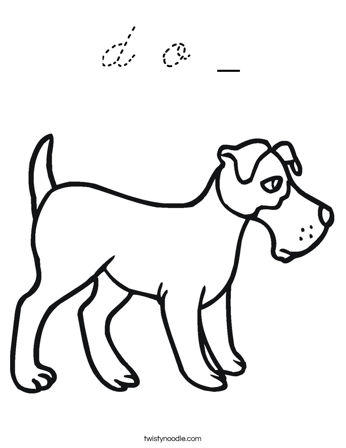 d for dog coloring page d is for fire dog coloring pages kids play color dog coloring d page for