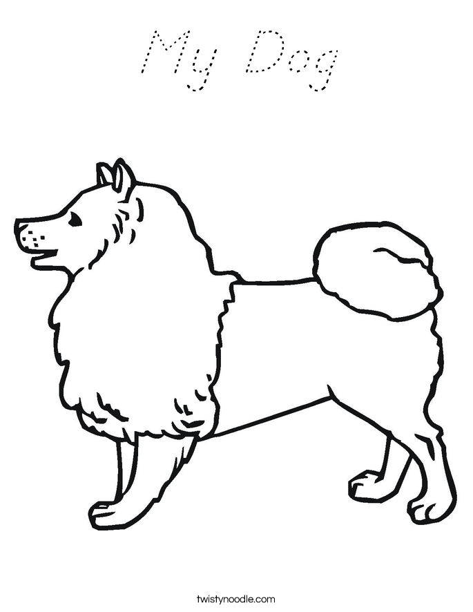 d for dog coloring page dog coloring pages for adults dog colorings easy free page dog coloring for d