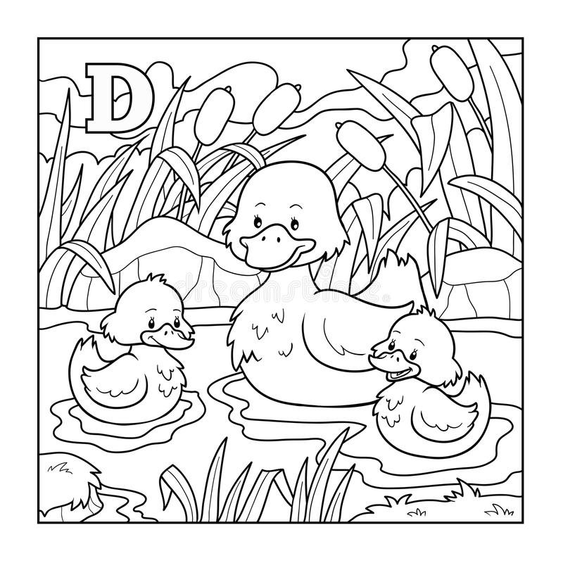 d for duck coloring page 172 best preschool abc39s 12339s images on pinterest coloring page for d duck