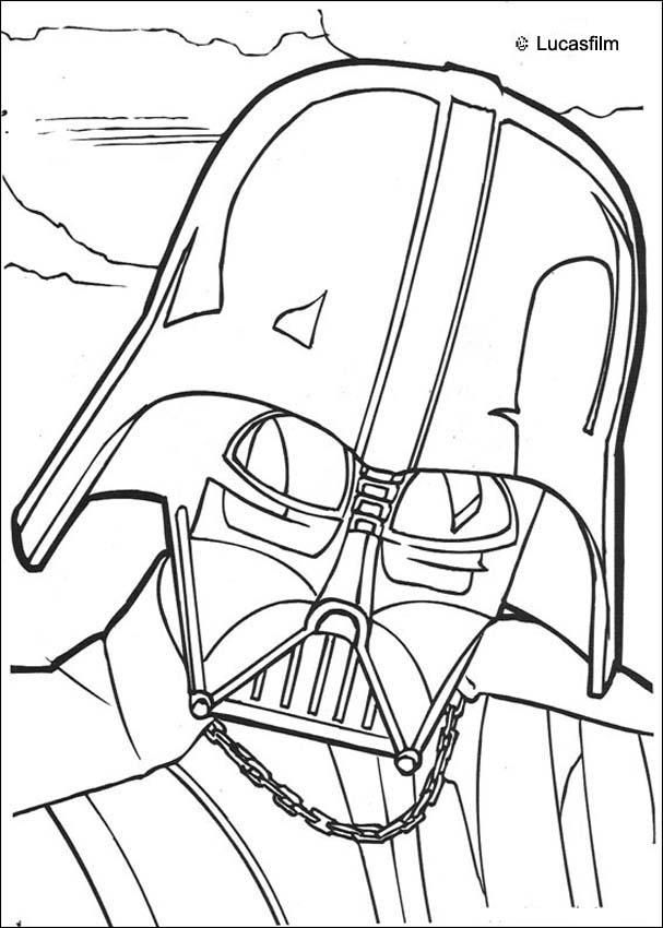 darth vader coloring pictures darth vader coloring pages for kids at getcoloringscom pictures vader darth coloring