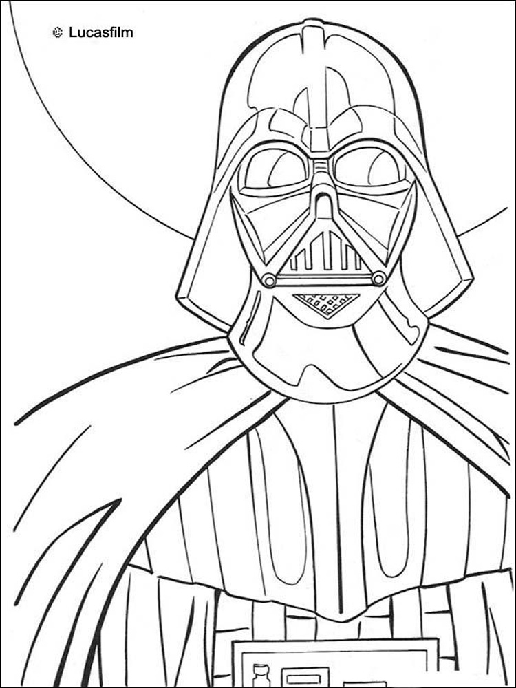 darth vader coloring pictures darth vader coloring pages to download and print for free pictures coloring vader darth