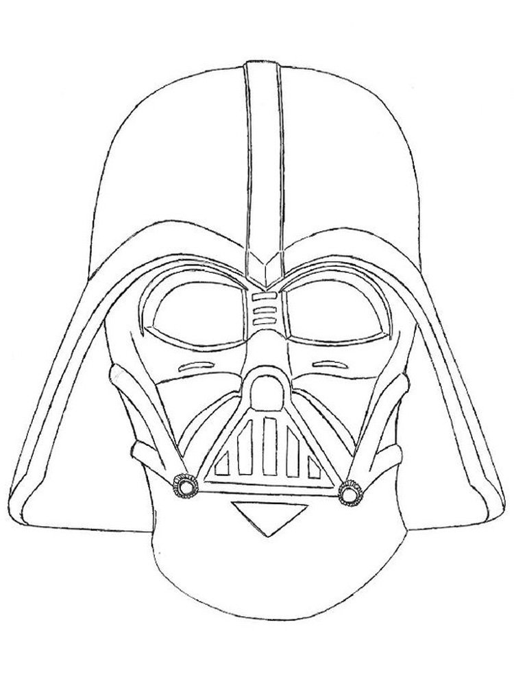 darth vader coloring pictures star wars clone trooper coloring pages coloring home vader coloring pictures darth