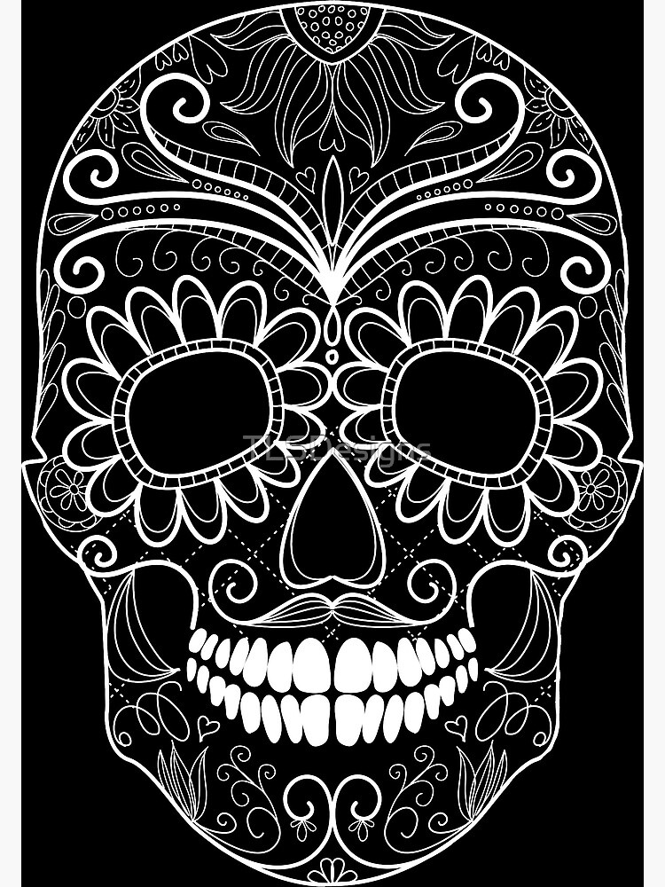 day of the dead skull outline 50 blank day of the dead skull outline wallpaper cute dead outline of skull the day