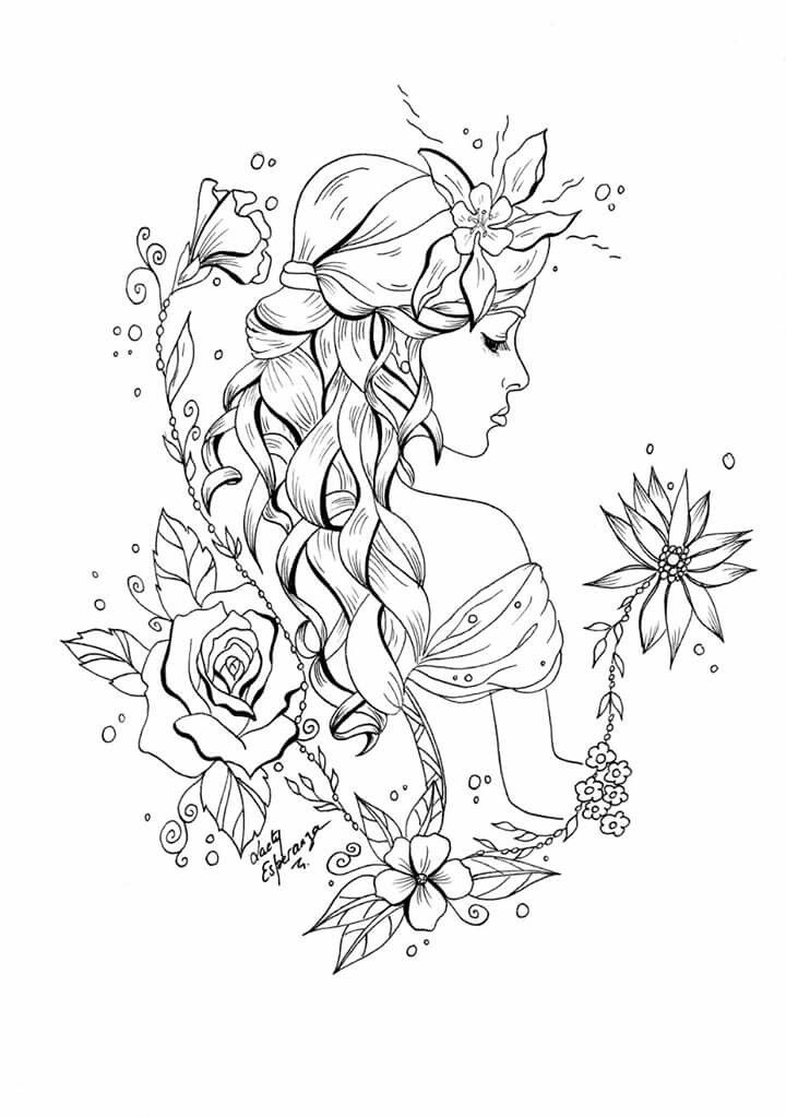 detailed beautiful fairy coloring pages beautiful fairy coloring pages coloring home pages coloring beautiful detailed fairy