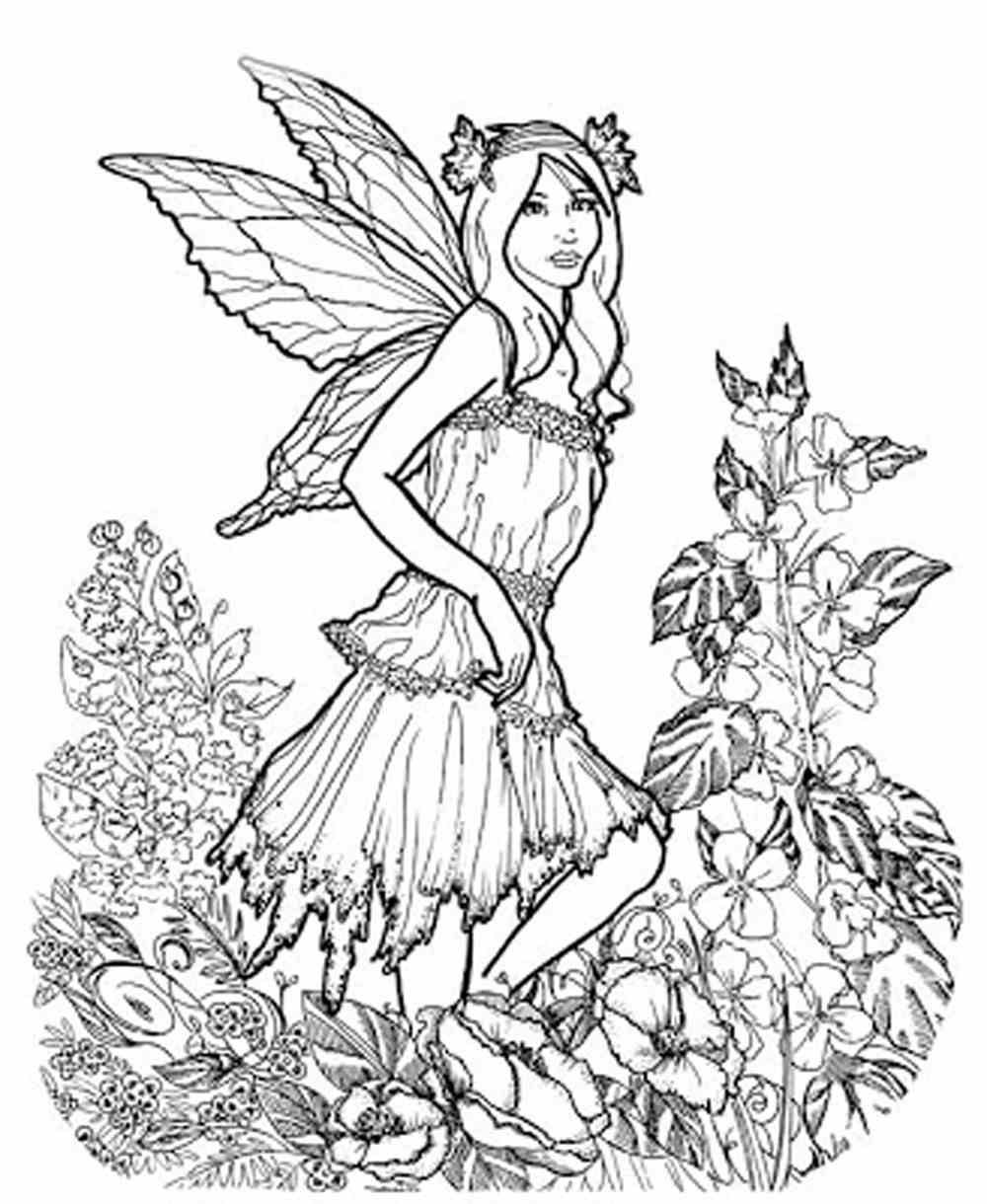 detailed beautiful fairy coloring pages detailed fairy coloring pages for adults coloring pages pages beautiful detailed coloring fairy
