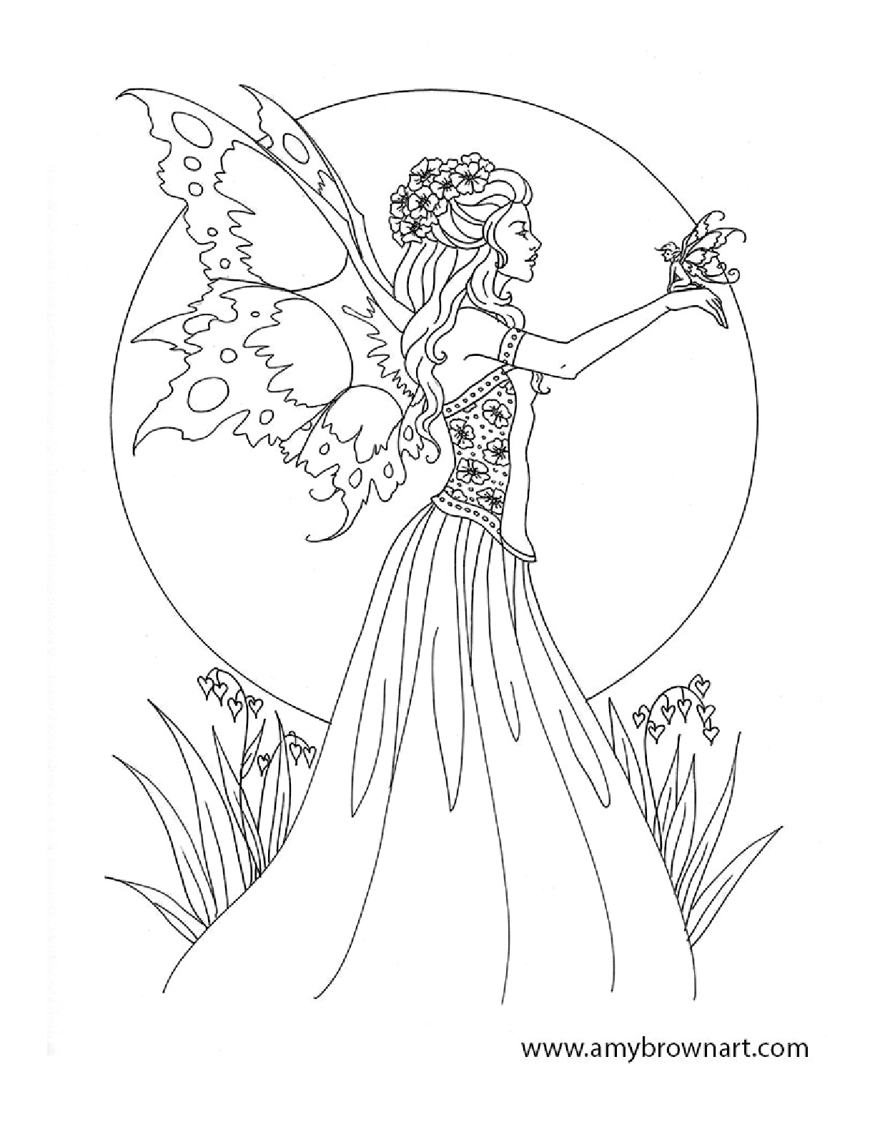 detailed beautiful fairy coloring pages fairy coloring pages coloring fairy detailed pages beautiful