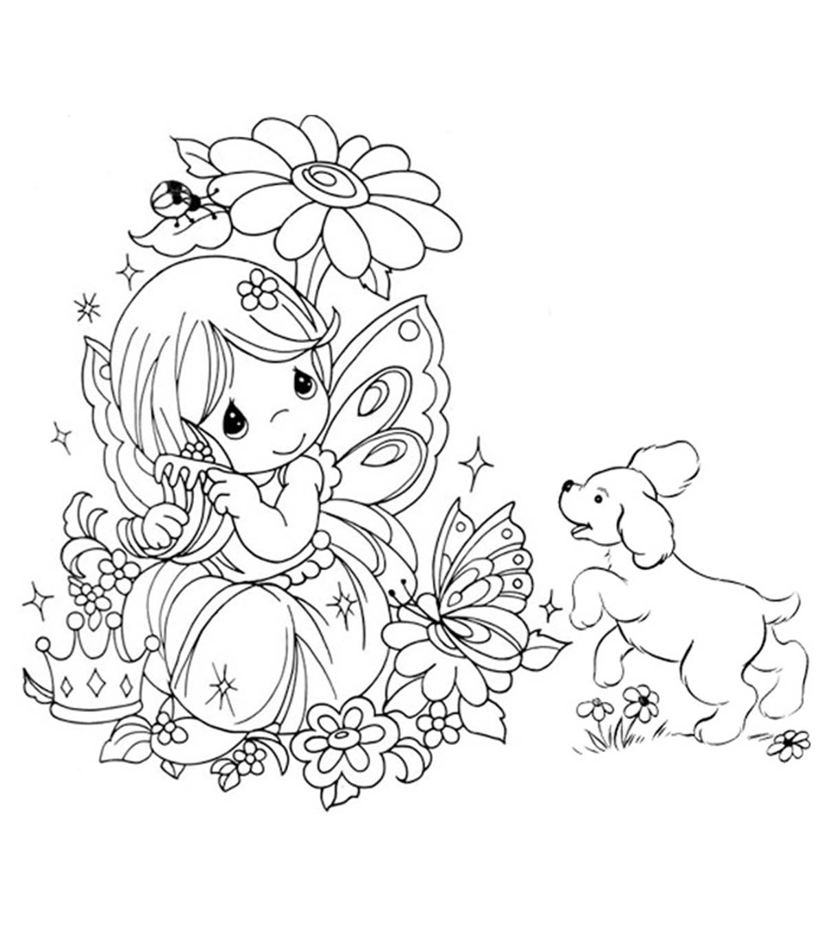 detailed beautiful fairy coloring pages pin by blue heron on art magical fairy coloring pages pages coloring fairy detailed beautiful