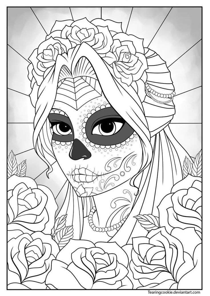 detailed skull coloring pages six coloring pages skull coloring pages day of the detailed skull coloring pages