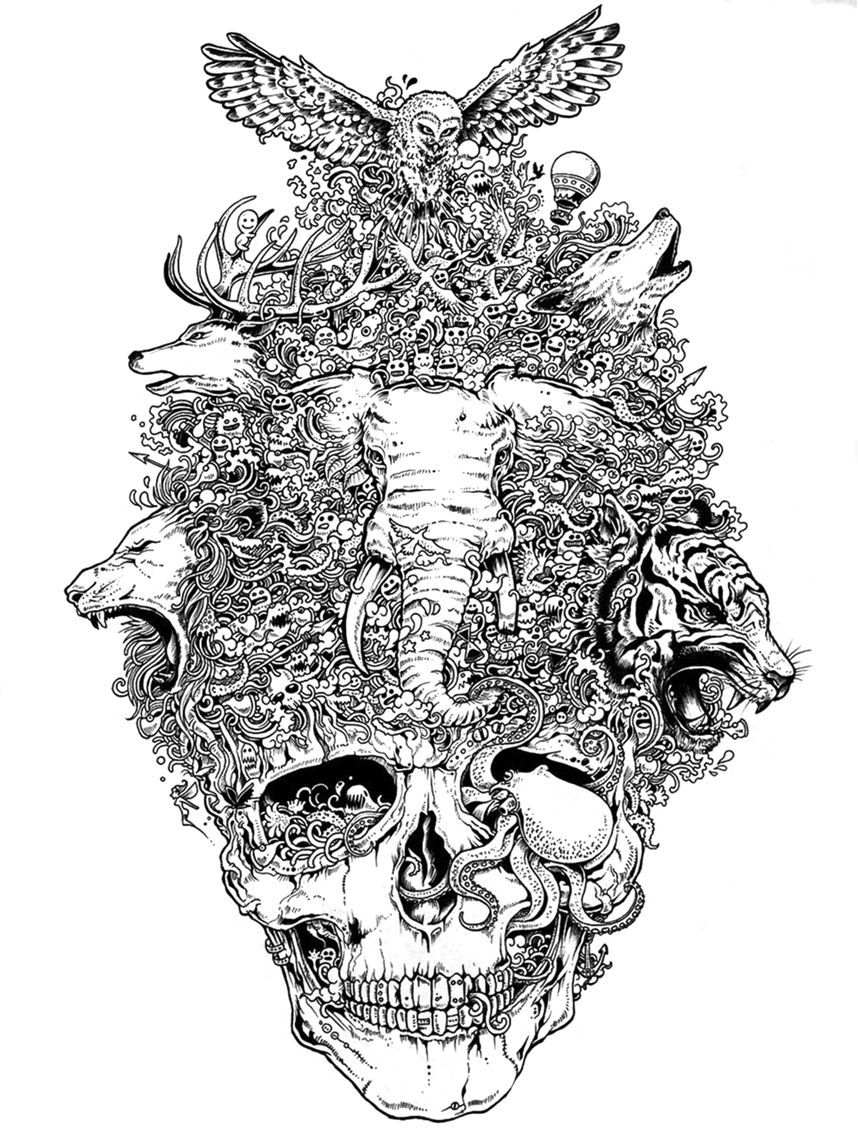 detailed skull coloring pages skull coloring pages for adults fresh coloring pages 49 coloring pages skull detailed
