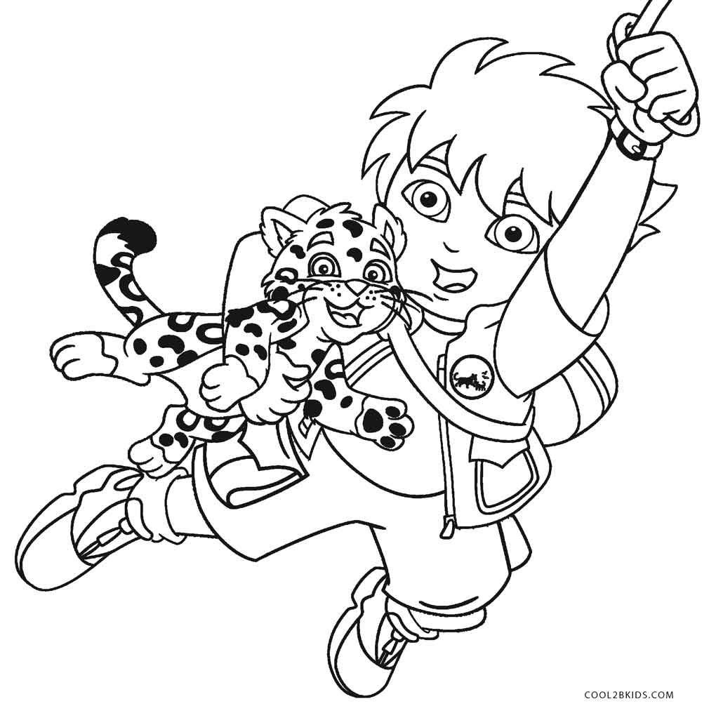 diego coloring pages king go diego go coloring page wecoloringpagecom pages coloring diego