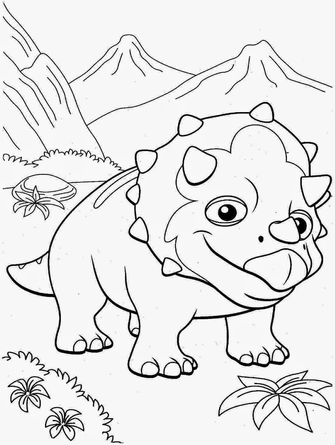 dino coloring page coloring pages dinosaur free printable coloring pages coloring dino page 1 1