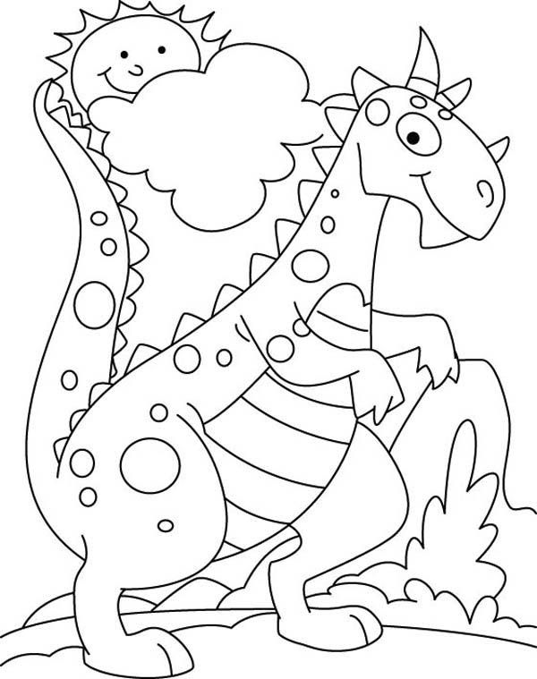 dino coloring page dinosaur colouring pages in the playroom coloring dino page