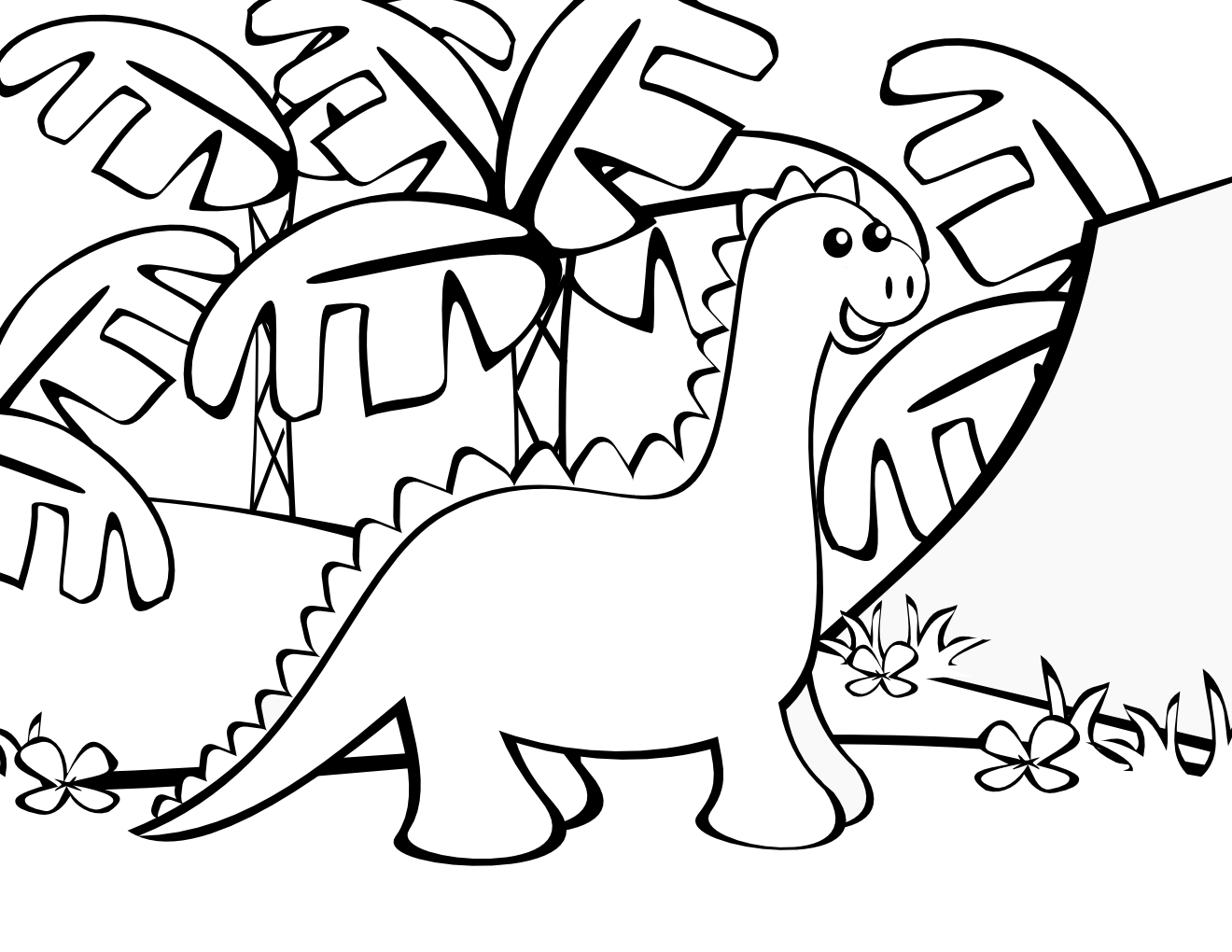 dino coloring page t rex dinosaur coloring pages at getcoloringscom free coloring page dino